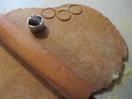 Peanut Butter Pumpkin Dog Biscuit Recipe 010 (Mobile)