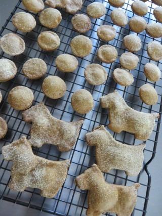 Pumpkin Peanut Butter Dog Biscuit Recipe 003 (Mobile)