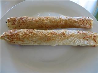 Asparagus Wrapped In Phyllo Dough Recipe (2)