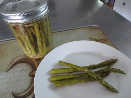 Pickled Asparagus Recipe