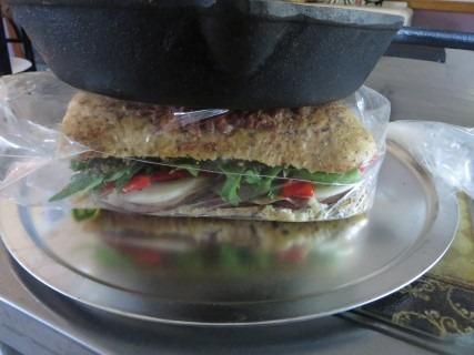 Italian Style Panini Sandwich Style Recipe