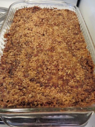 Pumpkin Crisp Recipe (2)