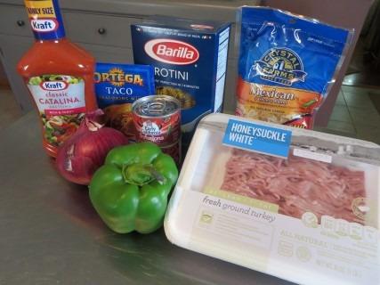 Taco Pasta Salad Recipe (2)
