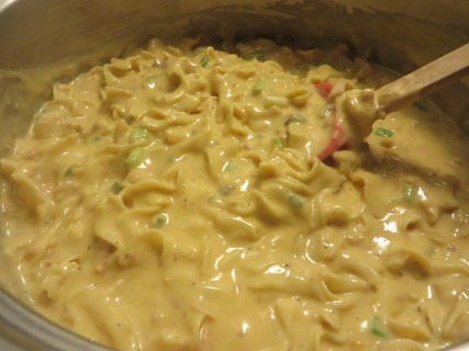 Cheesy Tuna Pasta Recipe 031 (Mobile)