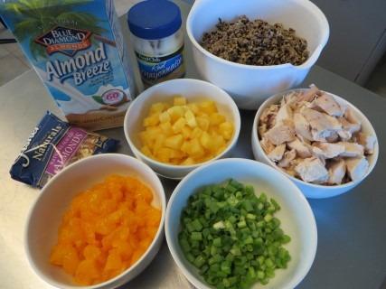 Hawaiian Wild Rice Chicken Salad Recipe 011 (Mobile)