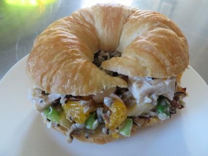 Hawaiian Wild Rice Chicken Salad Recipe 027 (Mobile)