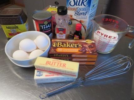 Flourless Chocolate Torte Recipe 004 (Mobile)