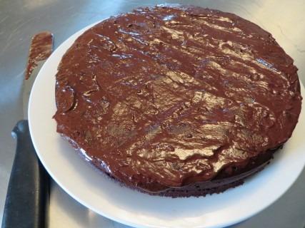 Flourless Chocolate Torte Recipe 038 (Mobile)