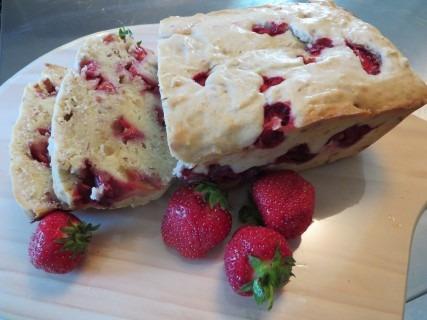 Strawberry Almond Bread Recipe 076 (Mobile)