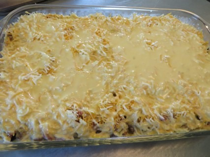 Chorizo Sausage Egg Bake 045 (Mobile)
