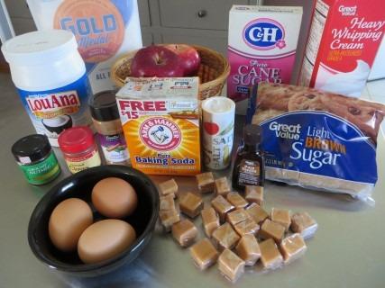 Caramel Apple Bundt Cake Recipe 003 (Mobile)