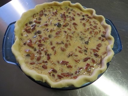 Chocolate Pecan Pie Recipe 030 (Mobile)