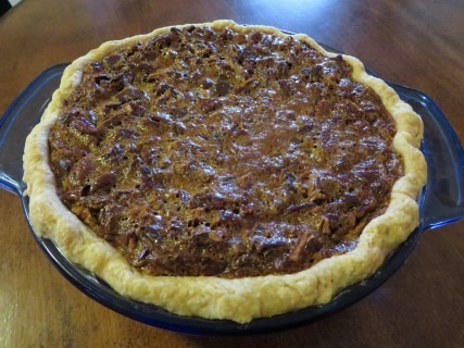 Chocolate Pecan Pie Recipe 054 (Mobile)