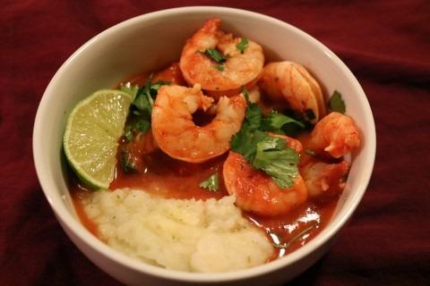 Caribbean Shrimp Stew Recipe 047 (Mobile)