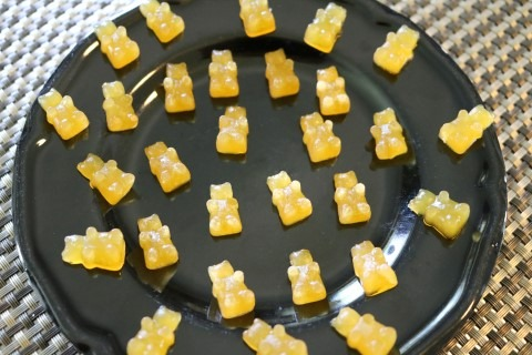Orange Gummy Bears Recipe 041 (Mobile)