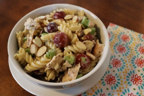 Chicken Bacon Pasta Salad Recipe